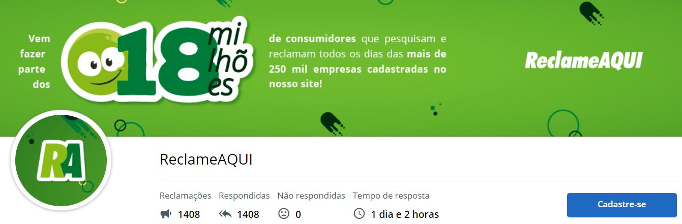 BP Reclame AQUI